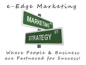 eEdge Marketing sign