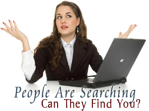 Can they find you?