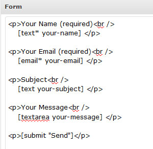 WordPress Plugins |  Use Contact Form 7 to Block Spam email