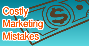 Avoiding Online Marketing Mistakes